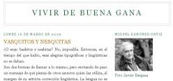 El blog de Miguel Sánchez-Ostiz