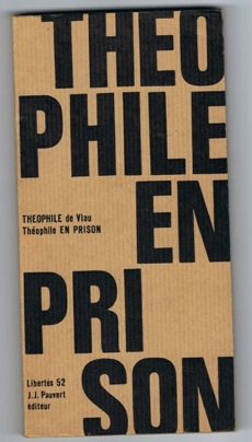 THÉOPHILE EN PRISON