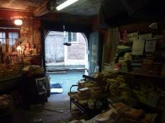Librería en Venecia. De mi viaje en 2012